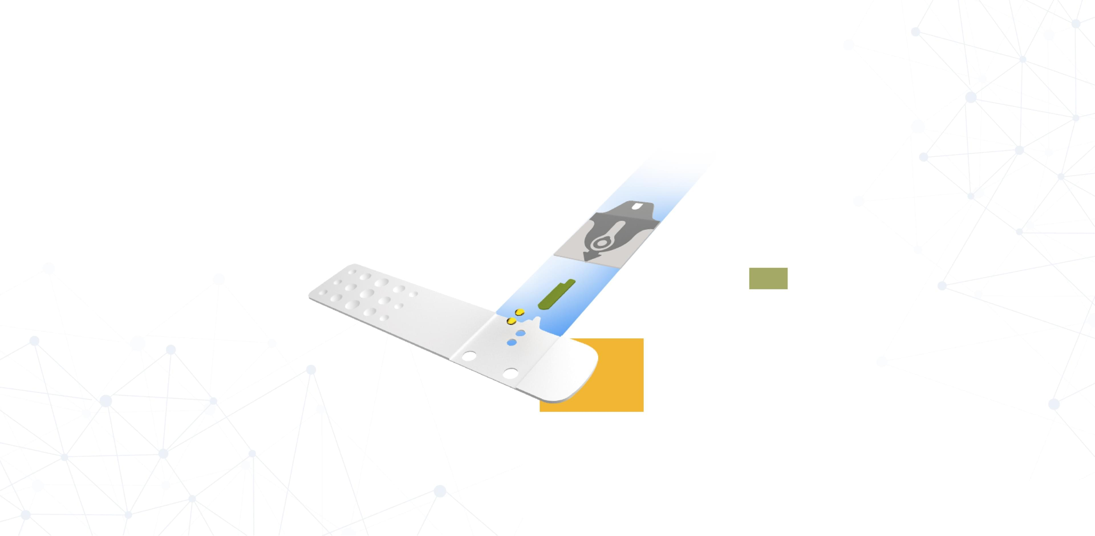 黄金电极专利技术  点对点传输更精准